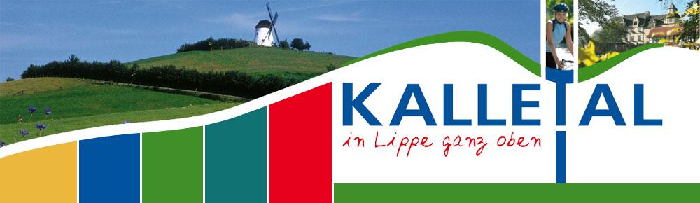 Kalletal - in Lippe ganz oben